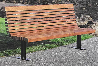 Cascade Series, CA-2 Bench
